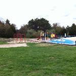 playground construction april 2011