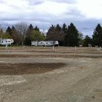 site construction April 2011
