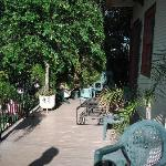 Balcony off Second Floor common area