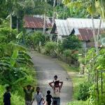 village on Tomia Induk Tour