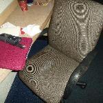 The gross chair