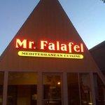 Mr. Falafel in Morgan Hill
