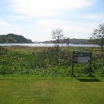 West Loch Tarbert from the first.