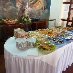 Freuhstuecksbuffet