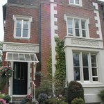 This Grade II listed house was built in 1840.