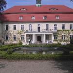 Teilansicht Schloss Schweinsburg