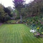 Kateshill House garden