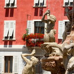 Facciata Hotel Garnì Venezia - Trento