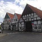 Wiedenbrück, Fachwerkensemble