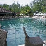 """La piscine pour les """"réfractaires"""" à l'eau de mer"""