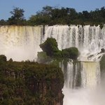 Cataratas del Iguazú, espectacular