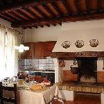 Kitchen apartment Girasole