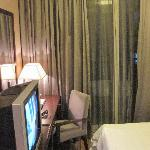 Small cosy room