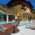 Alpine Spa Residence Ferienhäuser Bad Kleinkirchheim Außenansicht