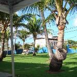 Vista lateral da casa de Vinicius de Moraes