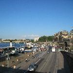 Dresden Elbe Anlegestelle