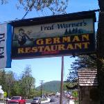 Warner's German Restaurant Foto