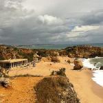 Close by Sao Rafael beach