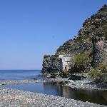 La tour génoise de la même plage