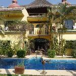 Foto de Hotelito Jardin Del Tuito