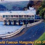World Famous Fish and Chips Foto