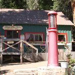 Silver City Store and Restaurant in Sequoia National Park