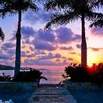 Another Sunset at the Infinity Pool