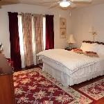 """The apartment/suites of  """"657"""" have one very large bedroom with another spacious bedroom."""