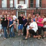 Becky's Rockin' Pink Group 4-30-11
