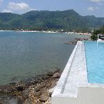 Sienna Rocks pool
