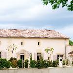 Villa Beylie exterior