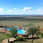 LODGE Safari Tsavo via JPP! superbe