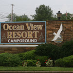 Foto Ocean View Resort Campground