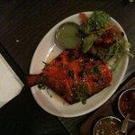 Grilled Masala Pomfret Fish