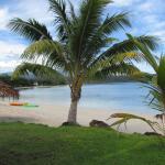 Savaii Lagoon beach