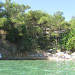 A small bay