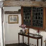 Court Farm, Ledsham, Cheshire, Characterful interior