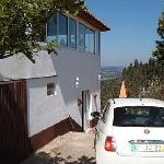 the house and our car