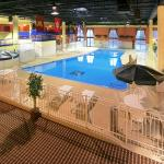 Lansing's largest indoor pool and hot tub