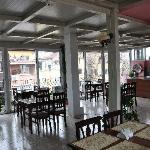 Hotel Gul Sultan Frühstücks & Fernsehzimmer