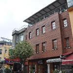 Hotel Gul Sultan Aussenansicht
