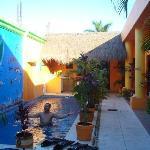 Casita de Maya - pool