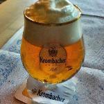 Krombacher Pilsner Beer