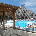 piscine chauffée