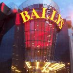 Bally's main entrance