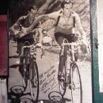 An Italian restaurant with a passion for cycling!