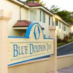 Blue Dolphin Entrance
