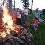 Bon Fires at the ranch