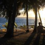 Sunset at Sunhaven