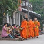 Monks 6-6.30am time to see